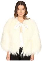 LAMARQUE Hisa Mongolian Shearling Jacket