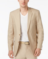 Tommy Hilfiger Khaki Cotton Classic-Fit Jacket