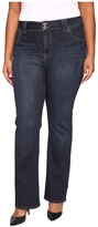 Lucky Brand Plus Size Emma Boot in Grissom Women's Jeans