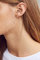 By Boe Big Love Hoop Earring