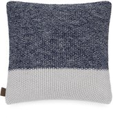 UGG Haven Colorblocked Knit Square Feather Pillow