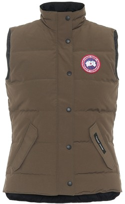 Canada Goose Freestyle quilted down vest