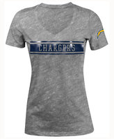 5th & Ocean Women's San Diego Chargers Touchback LE T-Shirt