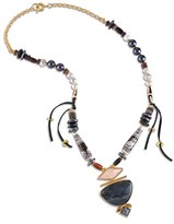 Women's Natalie Waldman Teo Pendant Necklace