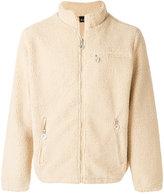 Fila Oliver Marzipan Sherpa jacket
