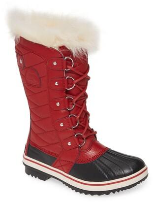 Sorel Tofino II Faux Fur Lined Waterproof Boot