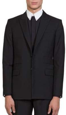 Givenchy J-Ticket Pocket Blazer