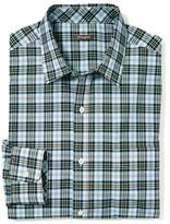 J.Mclaughlin Gramercy Classic Fit Shirt in Plaid