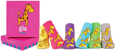 Trumpette Giraffe Sock Set