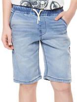 Dex Cotton-Blend Shorts