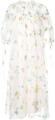 REJINA PYO Floral Summer Dress