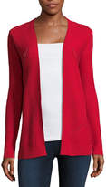 Liz Claiborne Long Sleeve Cardigan Talls