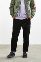 Urban Outfitters Baker Slim Straight Corduroy Carpenter Pant