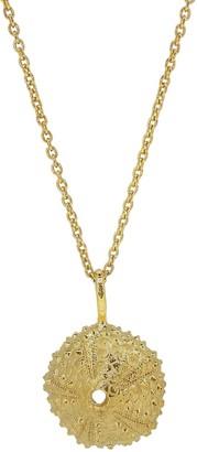Yvonne Henderson Jewellery Sea Urchin Necklace Gold