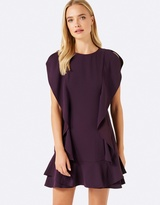 Forever New Olympia ruffle day dress