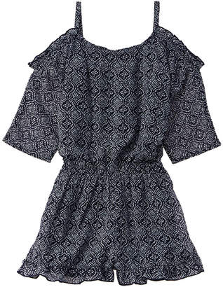 Ella Moss Spring Night Romper