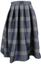 Sofie D'hoore Drawstring Pleated Skirt