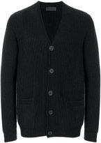 Iris von Arnim ribbed cardigan