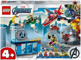 Lego Super Heroes: Avengers Wrath of Loki (76152)