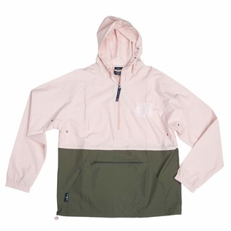 Charles River Apparel unisex adult Pack-n-go Wind & Water-resistant Pullover (Reg/Ext Sizes) Rain Jacket