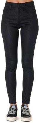 Dondup Appetit Skinny Fit Cotton Blend Jeans