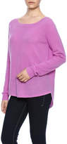 Oats Cashmere Cashmere Crew Neck Sweater