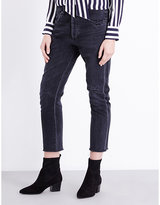 Citizens Of Humanity Corey Straight High-rise Jeans