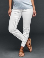 Gap STRETCH 1969 demi panel true skinny ankle jeans