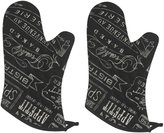 Now Designs Oven Mitts