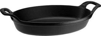 "Staub 12.5"" X 9"" Cast Iron Oval Baking Dish"
