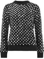 Michael Kors Sequin-Embellished Cashmere Sweater