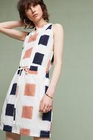 The Odells Yarn-Dyed Henley Shirtdress
