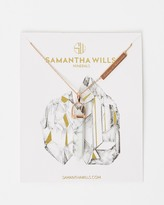 Samantha Wills White Mineral Necklace