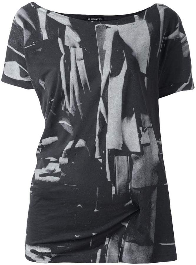Ann Demeulemeester Lucian Tシャツ