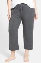 DKNY 'Urban Essentials' Capri Pants (Plus Size)