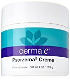 Derma E Psorzema, Natural Relief for Scaling, Flaking, and Itching, 4 Ounce (113 g)