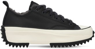 Converse Run Star Hike Ox Leather Sneakers