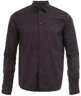 08sircus gaffa tape stripe shirt - men - Cotton - 5