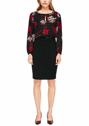 s.Oliver BLACK LABEL Women's 11.912.82.7237 Dress
