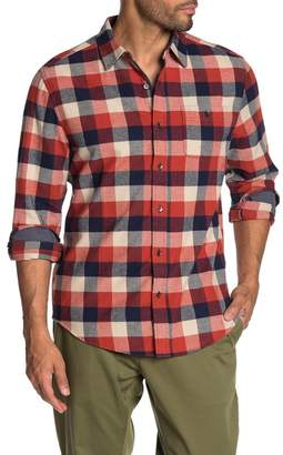 Flag & Anthem Mapleton Long Sleeve Flannel Shirt