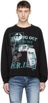 Enfants Riches Deprimes Black Long Sleeve Strung Out T-Shirt