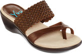 Yuu Pauline Slip-On Sandals