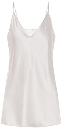 Max Mara Leisure Lucca stretch-silk camisole