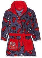 Disney Boy's Cars Lightning 95 Dressing Gown