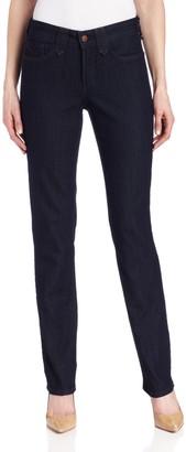 NYDJ Women's Hayden Straight Jeans