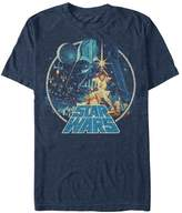 Star Wars Men's Vintage Victory Graphic T-Shirt