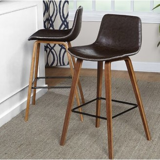 "Union Rustic Maloney Counter & Bar Stool Seat Height: Counter Stool (23.5"" Seat Height)"