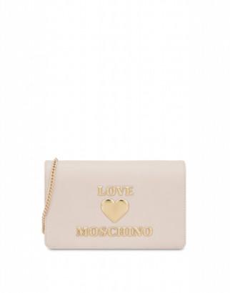 Love Moschino Evening Bag Padded Heart