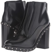 Dolce & Gabbana Studded Sole Ankle Boot