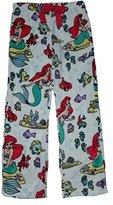 Disney The Little Mermaid Ariel Superminky Fleece Sleep Pants - Medium